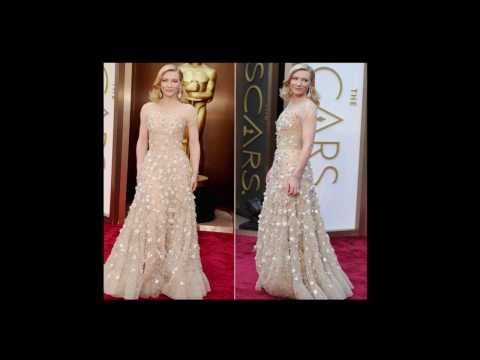 Trendspotters: Red Carpet Watch Oscars 2014 - YouTube