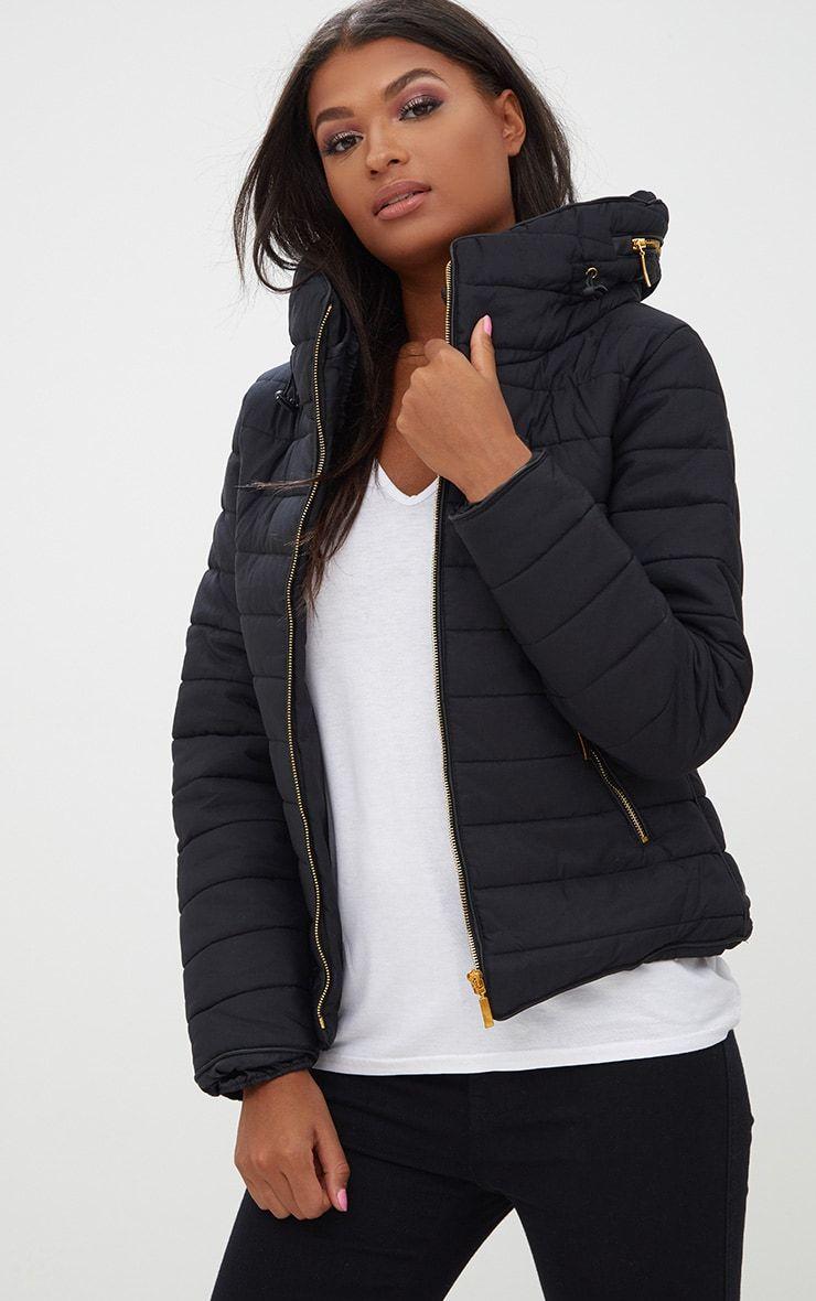 PRETTYLITTLETHING Mara Burgundy Puffer Jacket Free Shipping Store Cheap Sale Big Sale Excellent yhIvxxSpyA