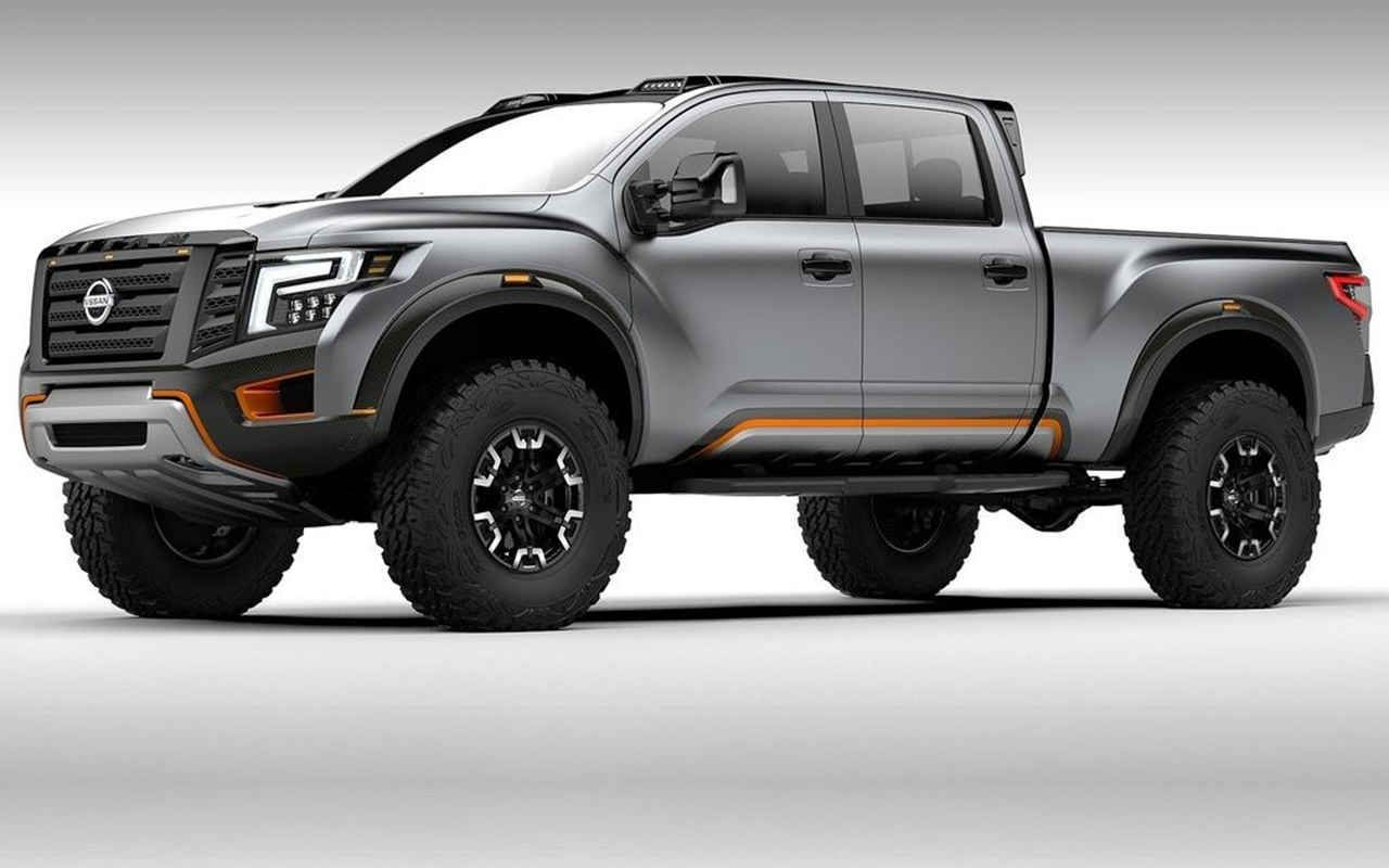 2018 nissan titan warrior xd diesel release date. Black Bedroom Furniture Sets. Home Design Ideas