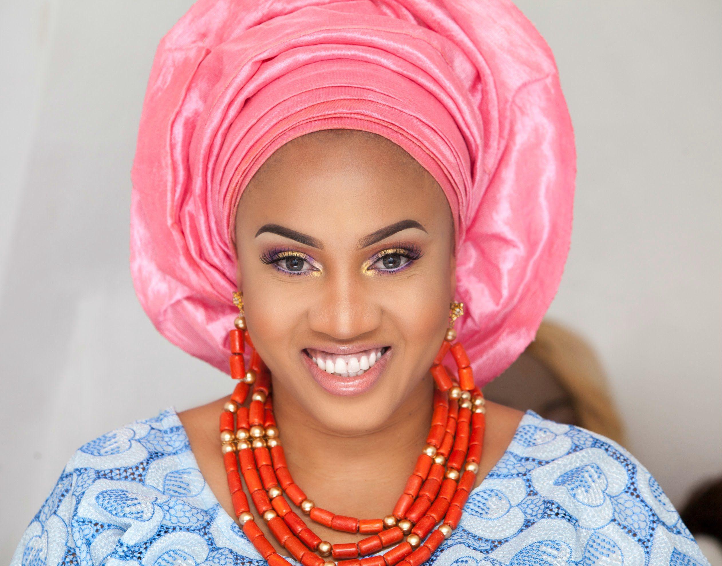 STEP BY STEP HOW TO TIE NIGERIAN YORUBA GELE TUTORIAL FOR