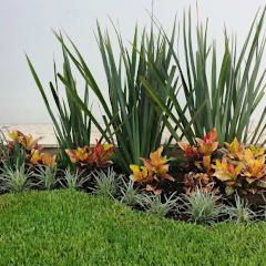 Pequeños rincones jardines modernos de ecoentorno paisajismo urbano moderno