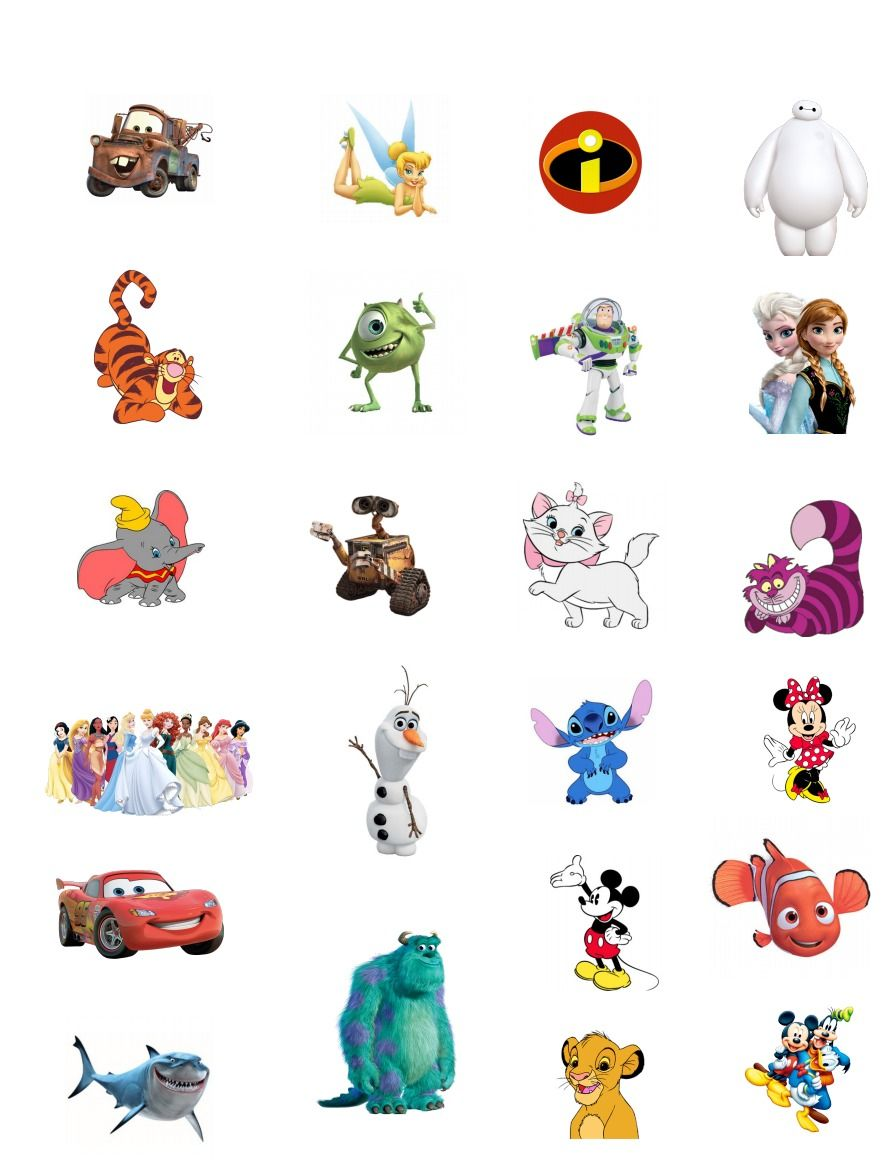 photograph relating to Printable Disney Characters named Do-it-yourself Disney Temperament Tattoos Cunning 2 ThE Main~Do-it-yourself GaLoRe