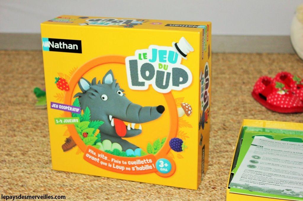 le jeu du loup nathan d s 3 ans id es cadeaux pour mon petit chou pinterest wish. Black Bedroom Furniture Sets. Home Design Ideas