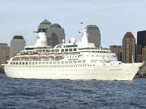 Famed Love Boat Cruise Ship Headed To Scrapyard Princess Cruise Lines Ocean Cruise Cruise Ship