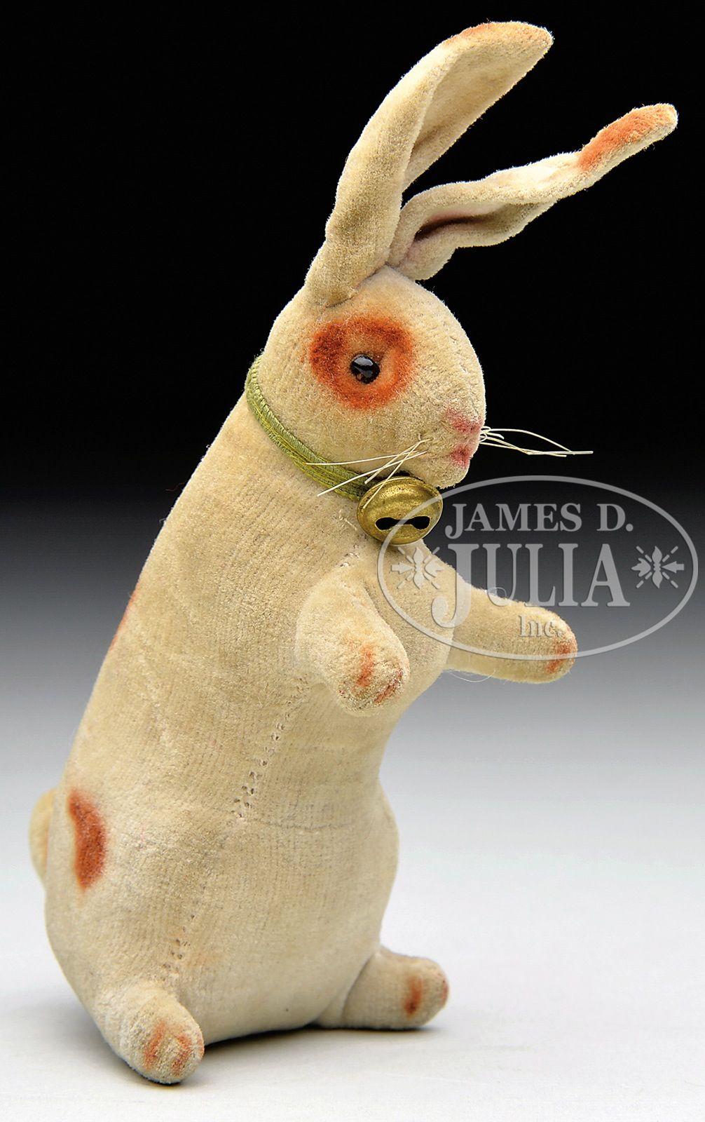 Child/'s Velvet Rabbit Toy Christmas Gift for Children Green Velvet Bunny Rabbit Soft Toy Little Green Velvet Pocket Rabbit Toy