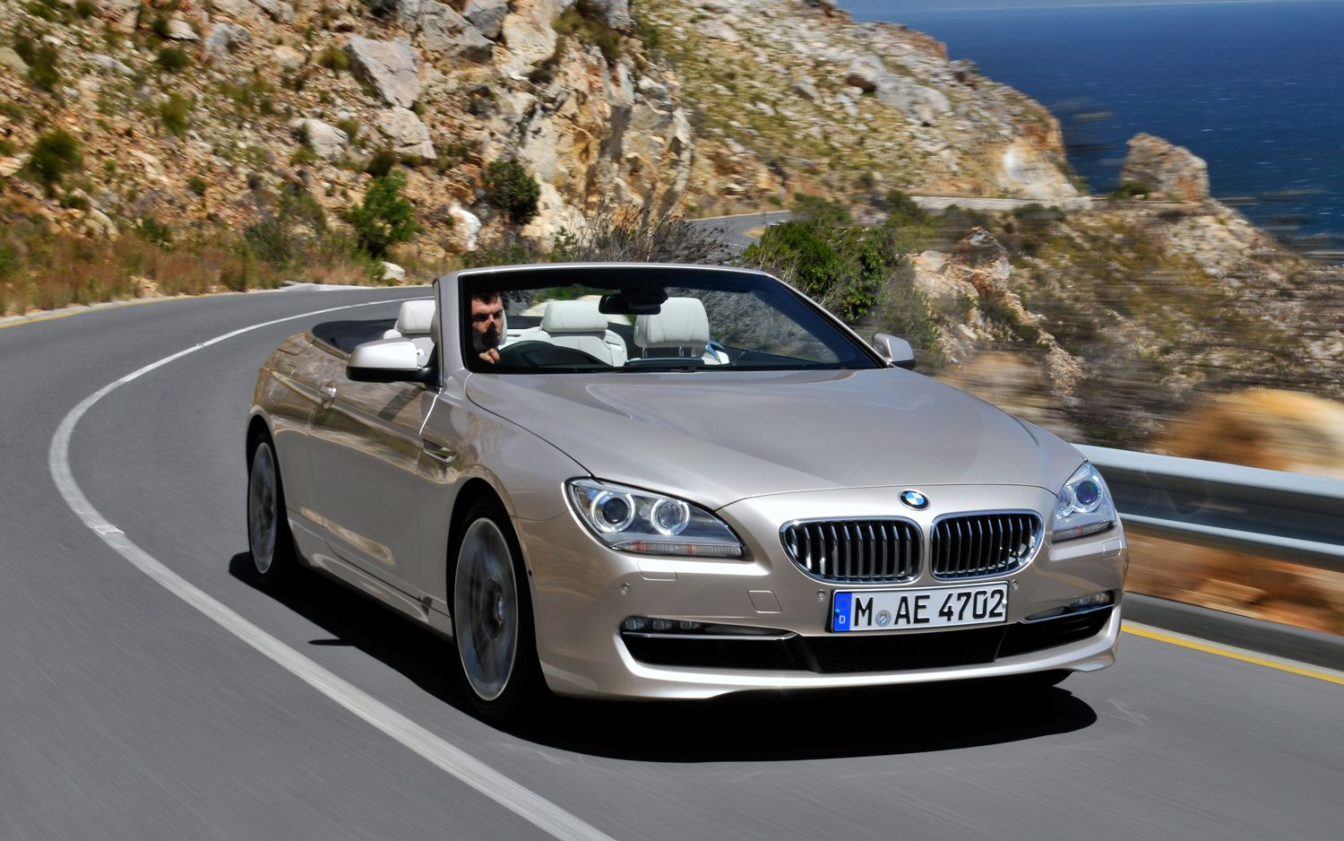 2012 BMW 650i xDrive Convertible First Test - Motor Trend | First ...