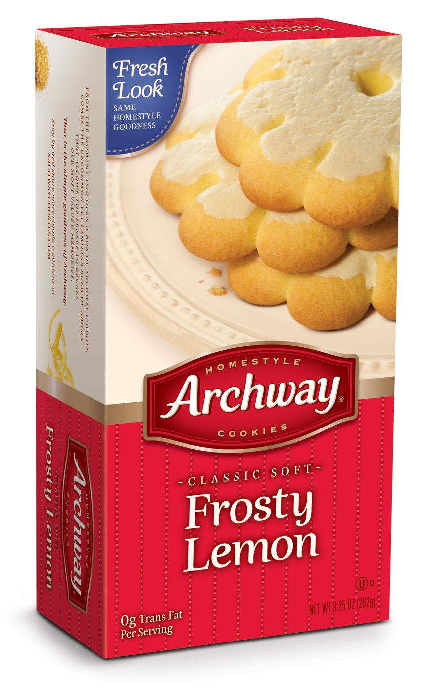 Home   Soft cookie, Archway cookies, Food