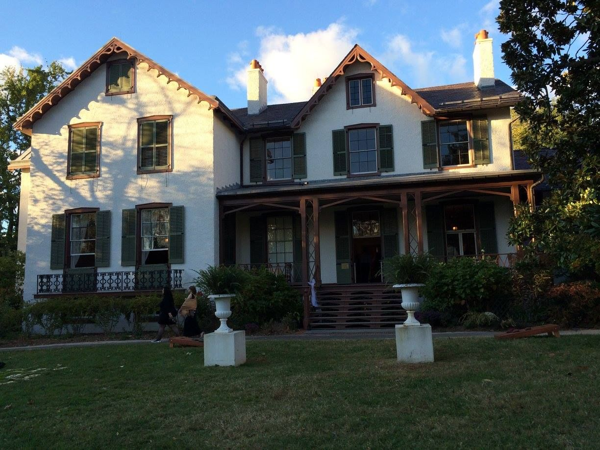 President Lincoln S Cottage Historic Venue Beautiful House Styles Historic Venue House