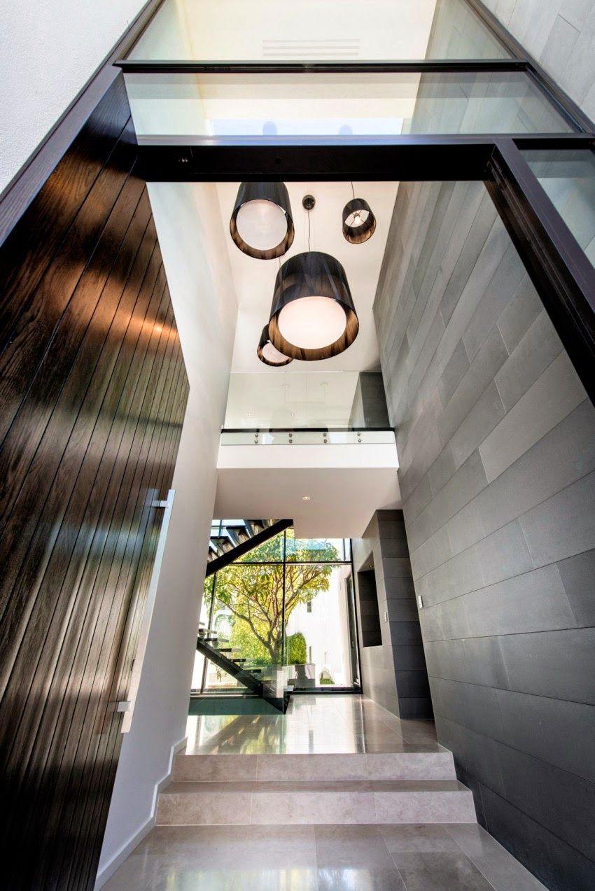 Diseño de Interiores & Arquitectura: Moderna Casa con un Diseño Contemporáneo, Atemporal