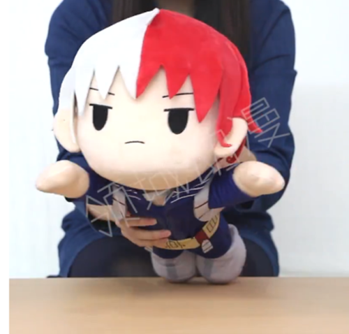 Boku no Hero Academia My Hero Academia Todoroki Shouto Plush Doll Toy