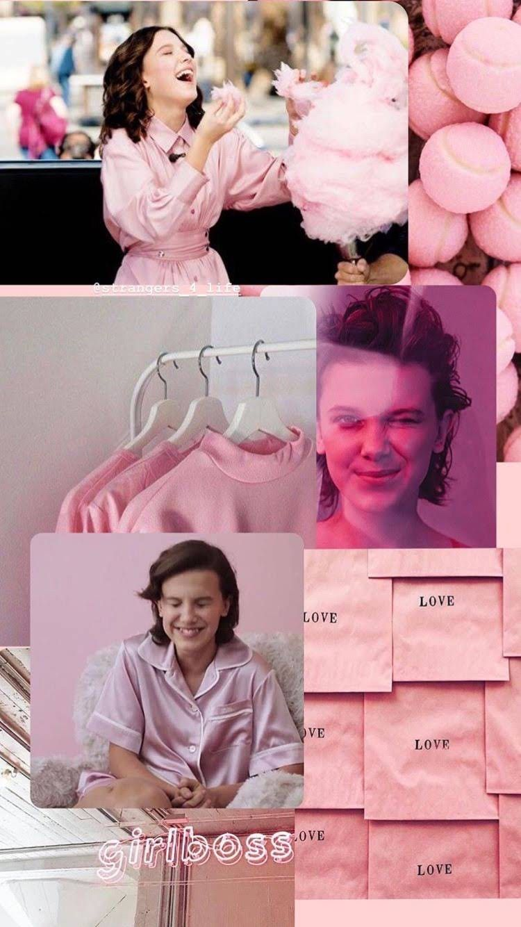Millie Bobby Brown Aesthetic Wallpaper