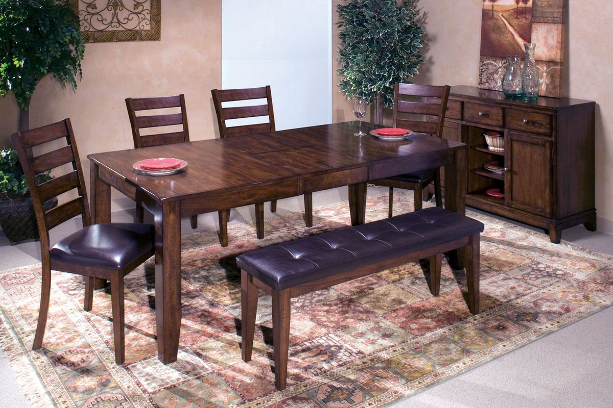 Fantastic Kona Table With 4 Side Chairs Bench In 2019 Kitchens Gmtry Best Dining Table And Chair Ideas Images Gmtryco