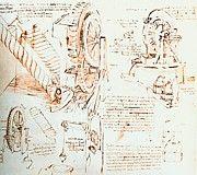 "New artwork for sale! - "" Leonardo Da Vinci - Drawings Of Water Lifting Devices by Leonardo da Vinci "" - http://ift.tt/2ln6ZT1"