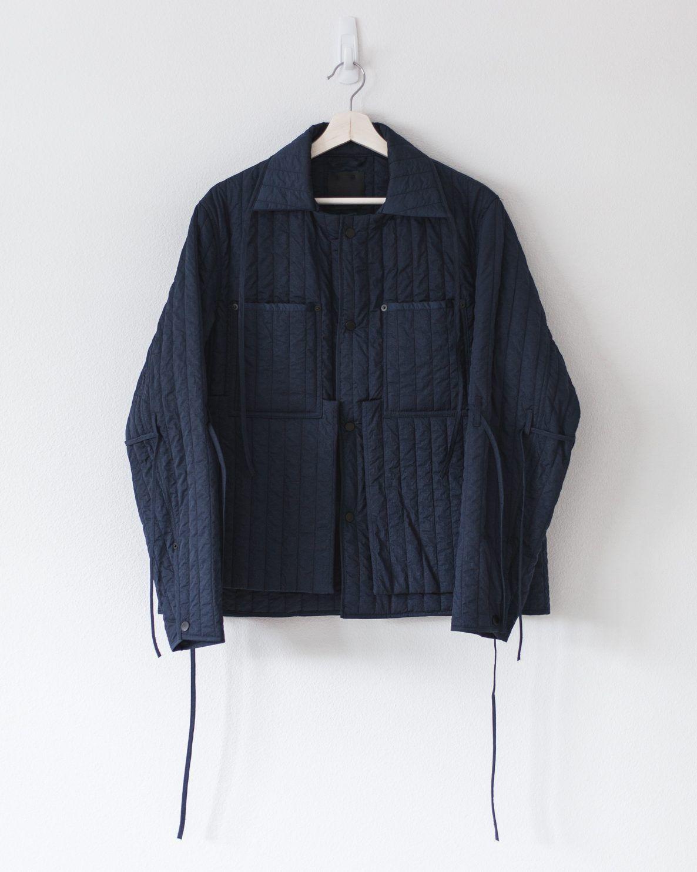 Craig Green Quilted Workwear Jacket Green Quilt Craig Green Work Wear