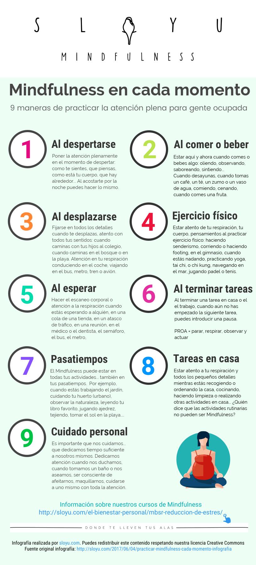 Mindfulness 9 maneras de practicar la atenci n plena en tu vida cotidiana