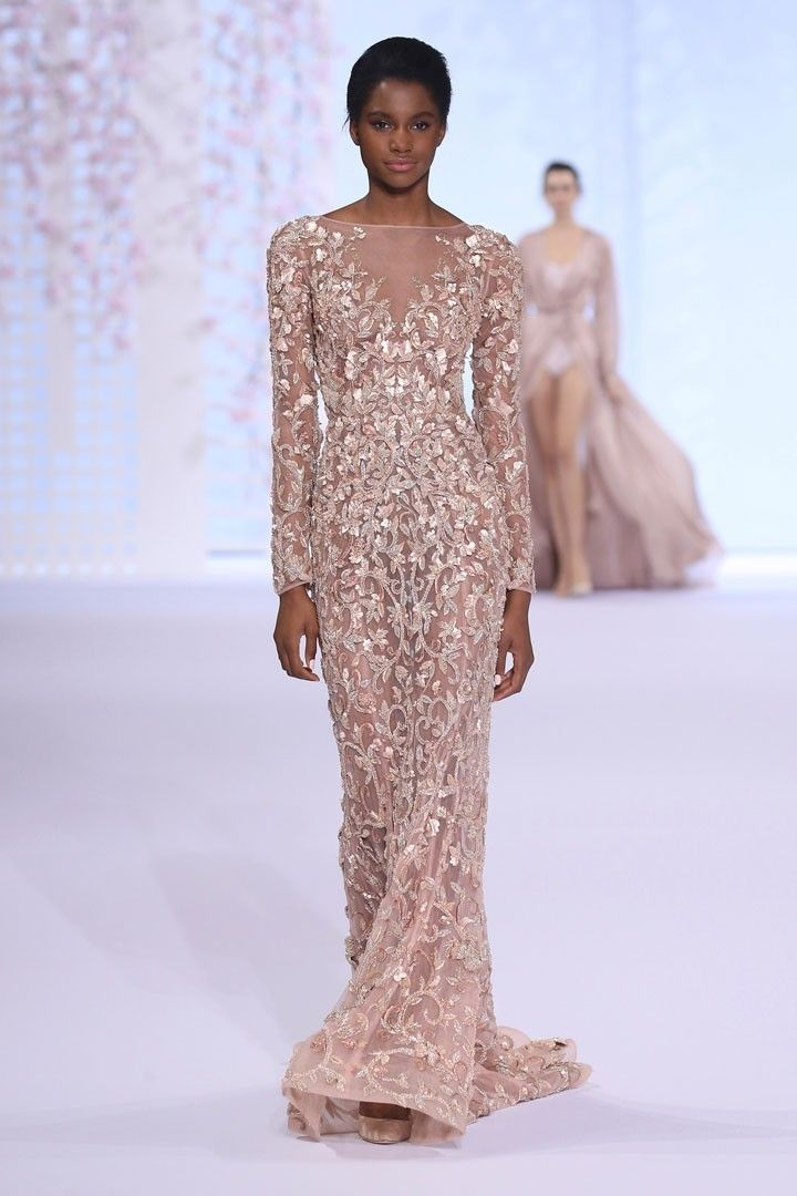 Haute couture kleider billig