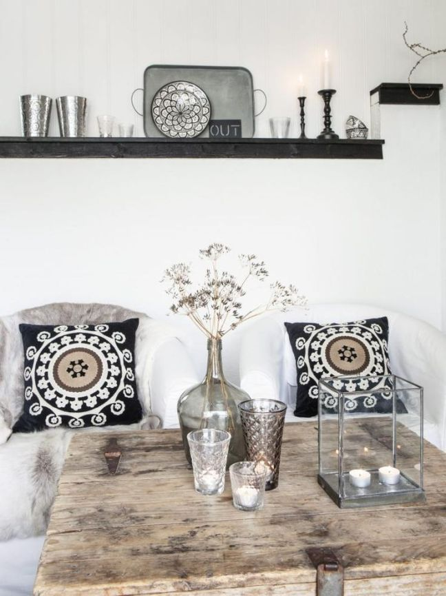 marokkaanse woonkamer decoratie 3 | Home inspiration | Pinterest ...