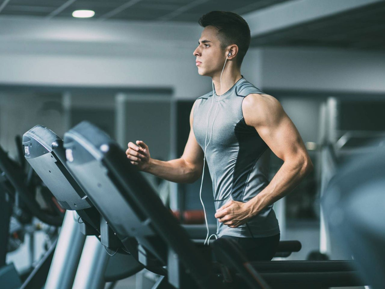 You Should Consider Your Daily Regimen As Your Regular Everyday Activity The Moment You Realize Th Best Workout Machine Workout Machines Natalie Jill Fitness