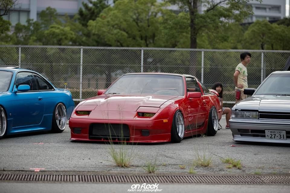 Radracerblog Nissan 300zx Z31 At Onfleek Garage Nissan 300zx