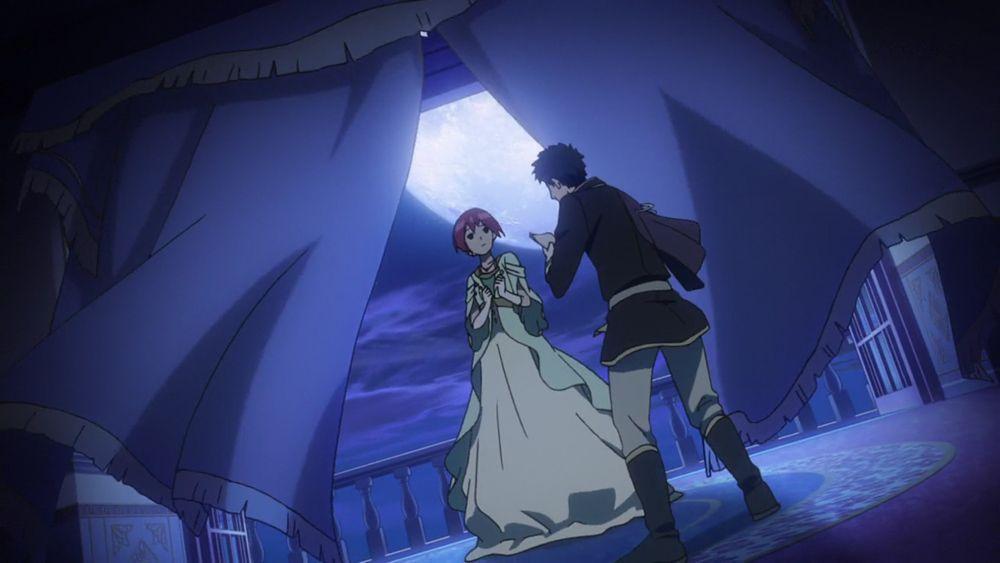 Akagami No Shirayuki Hime Season 2 Episode 4 3333 Akagami No Shirayuki Akagami No Snow White With The Red Hair