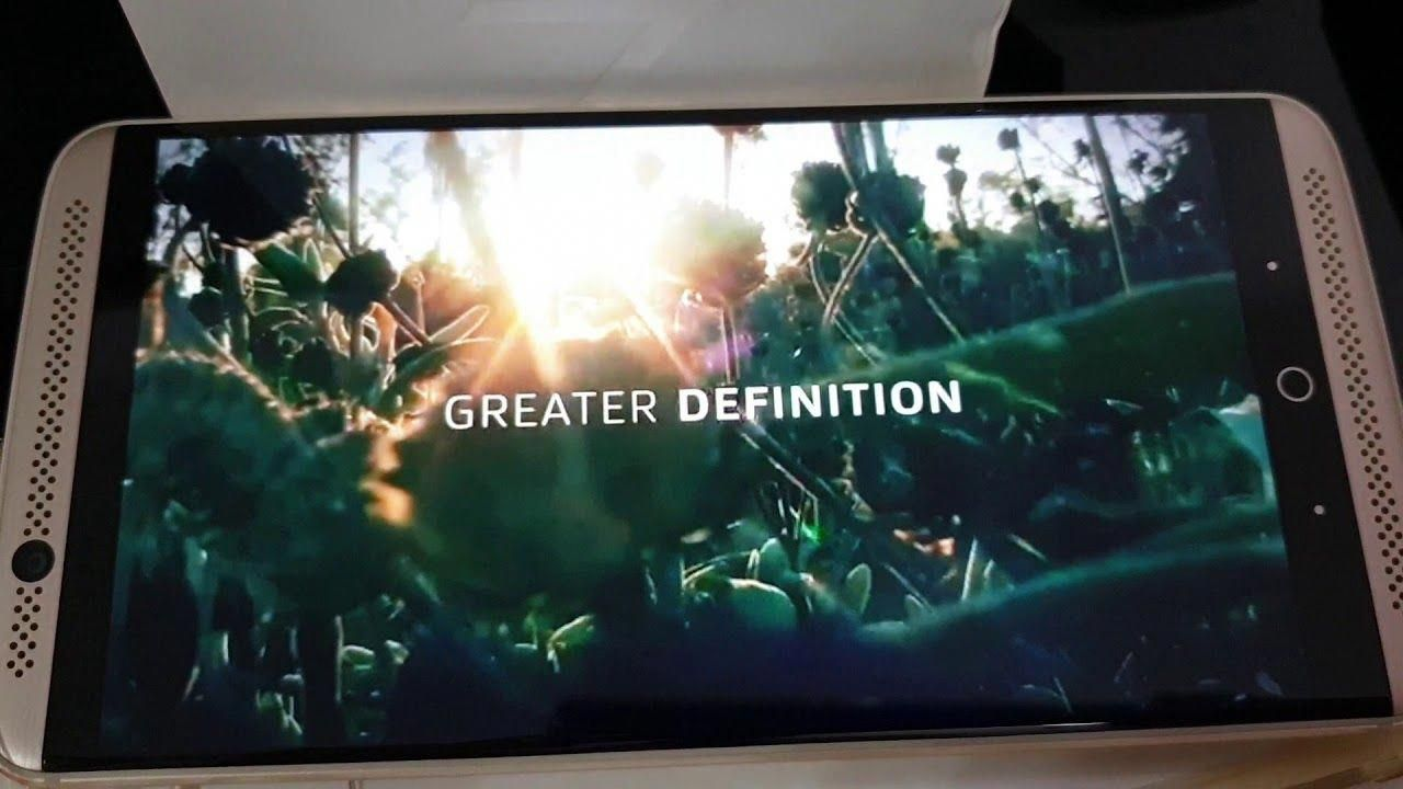 ZTE Axon 7 speakers test Dolby Atmos Part 1 | Mobile Phone