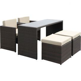 5-Piece Shields Patio Seating Group