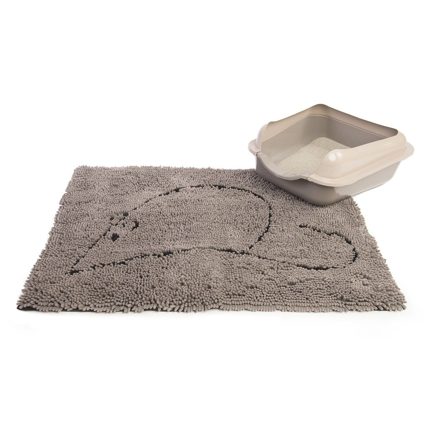 Dog Gone Smart Cat Litter Mat * Discover this special cat