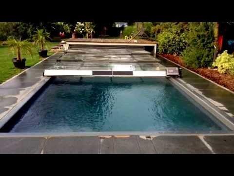 Paradiso Limone C Mit Transparentem Glasdach Youtube Endless Pool Pool Pool Installation