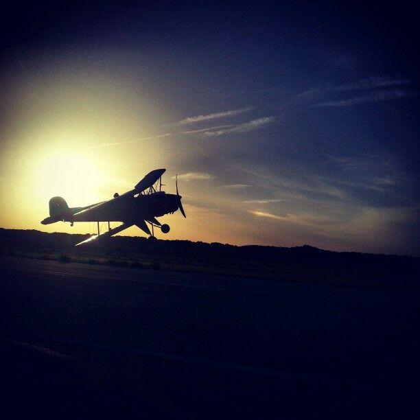 Bucker EC-DAI Real Aeroclub de Mahon Menorca #LESL