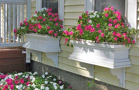 Easy Diy Window Box Ideas Projects Window Box Plants 400 x 300