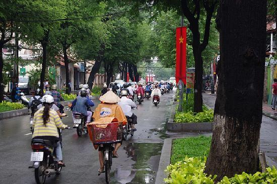 Ho Chi Minh City (formerly Saigon), Vietnam
