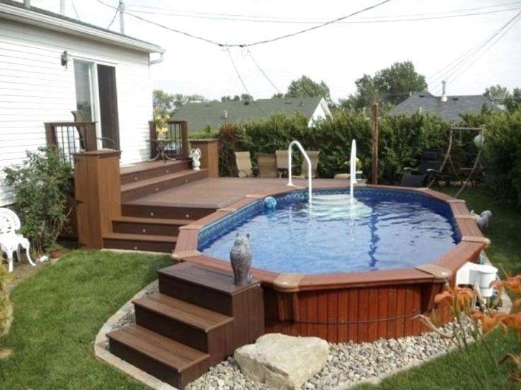 79 Backyard Wood Patios And Decks Design Ideas Small Above