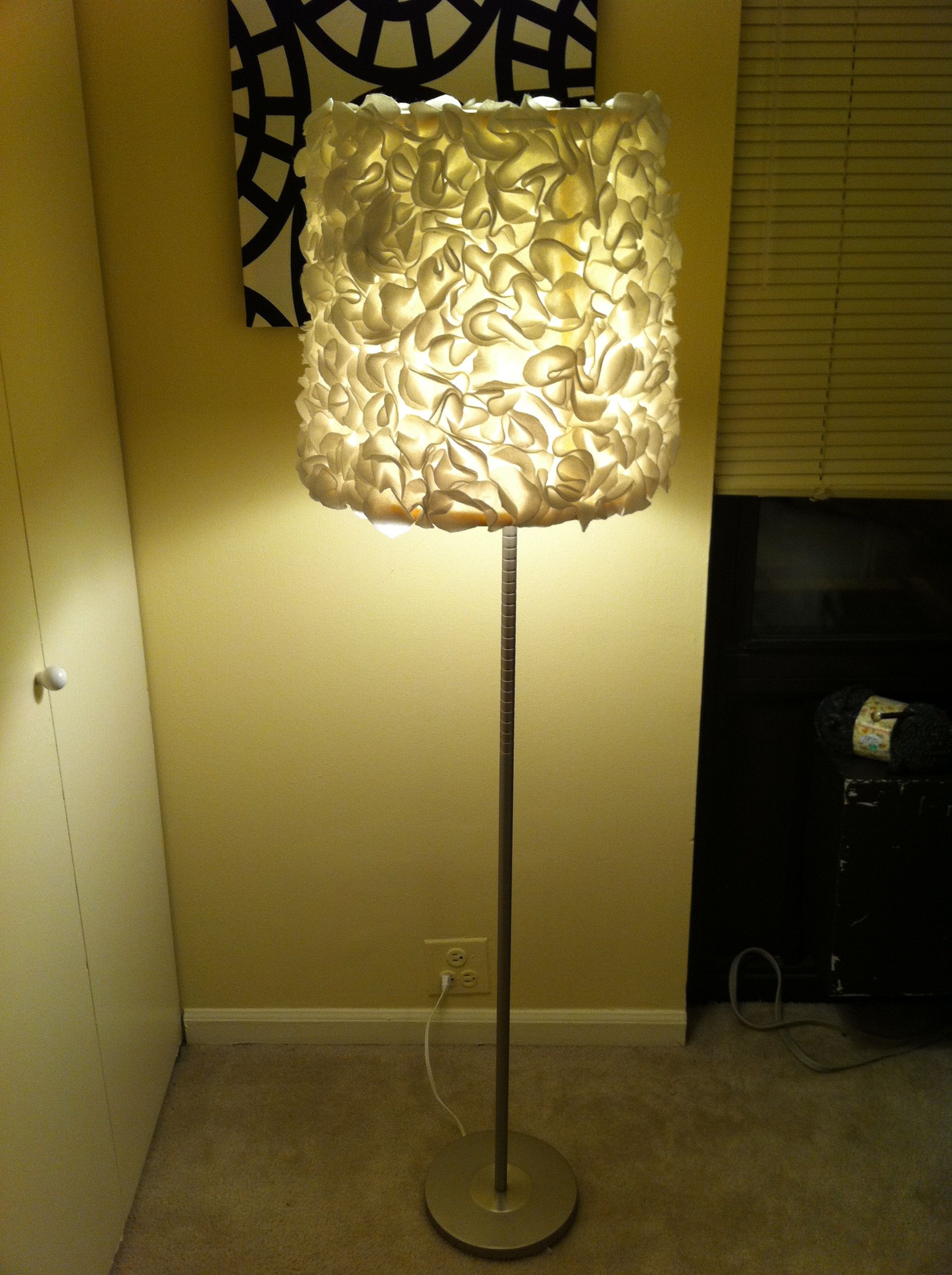 Diy Floor Lamp Shade Review Home Co