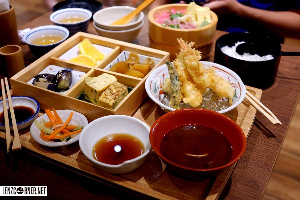 Uchino Shokudo Aeon Mall BSD City Food drink, Food guide