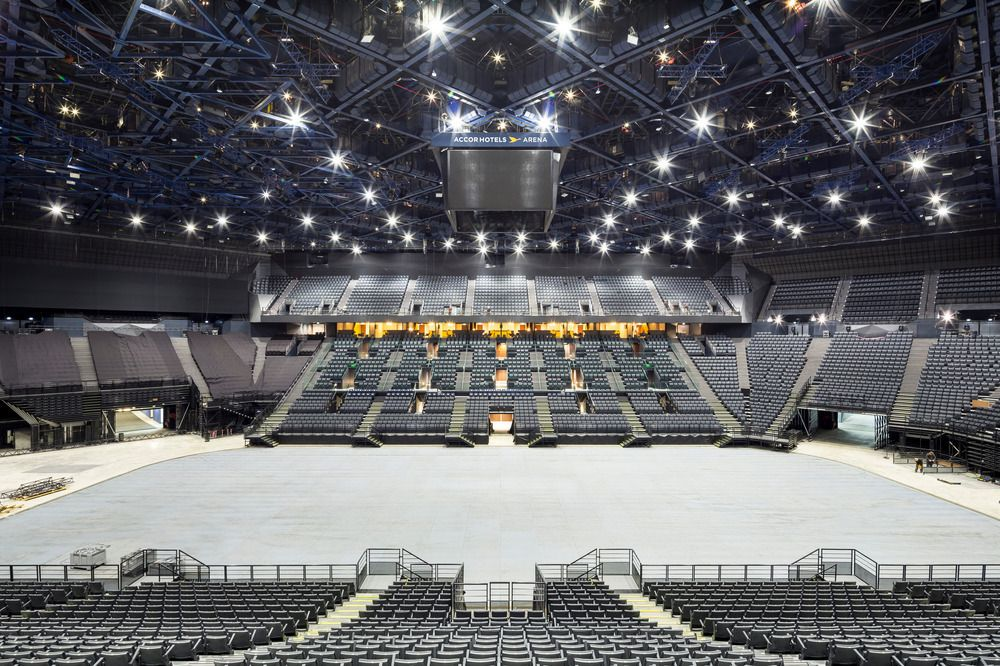 Gallery Of The Accorhotels Arena Dvvd Engineers Architects Designers 8 Architect Design Architecture