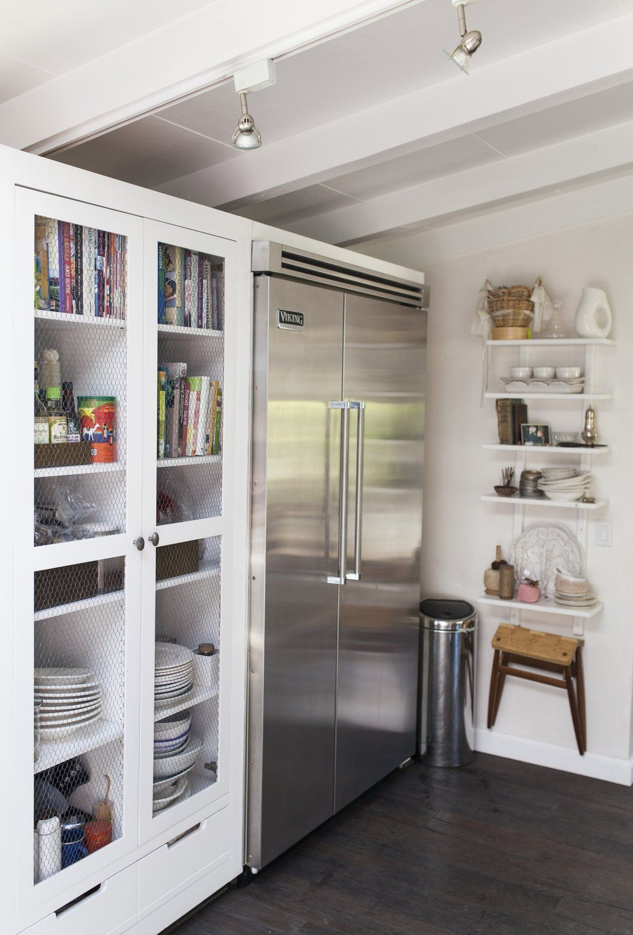 where we cook caroline jeffrey s elegant california kitchen pantry laundry room kitchen on kitchen organization elegant id=44710