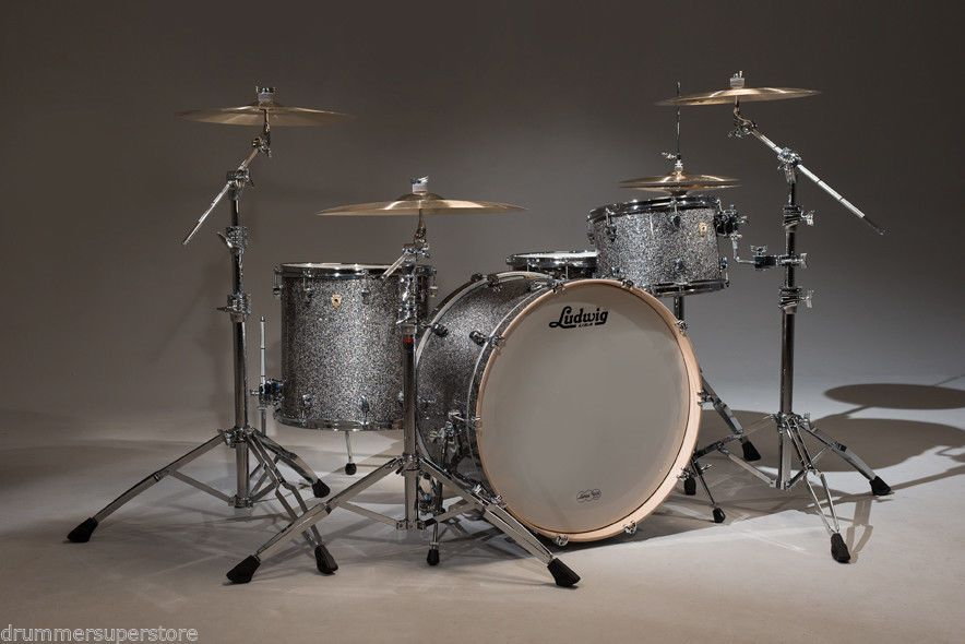 Where are ludwig drums made