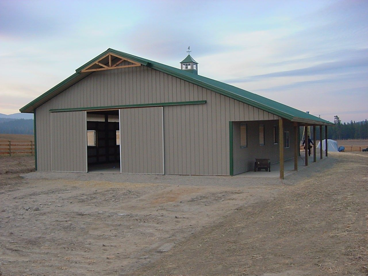 Pin by Steel Structures America on Agricultural Projects