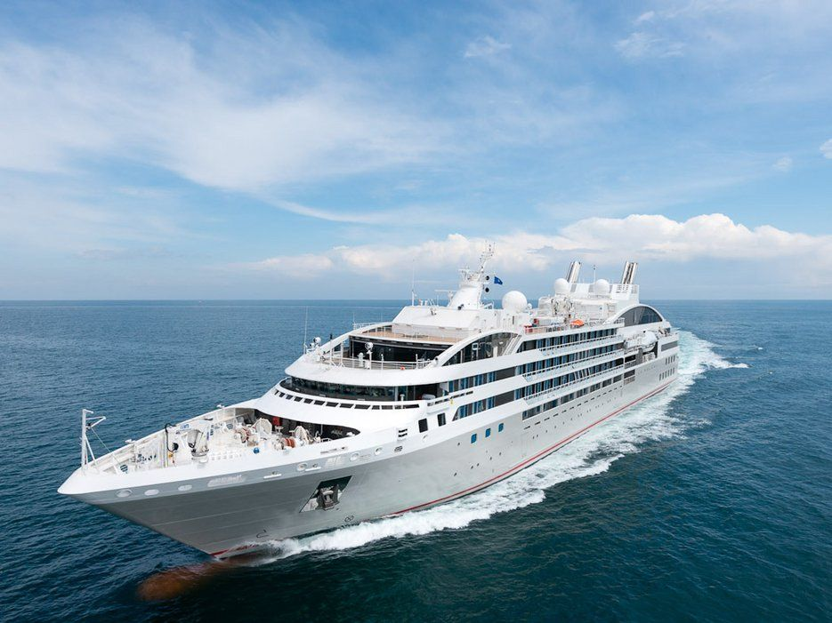 The 6 Most Important Cruise Ships Launched In 2015 Cruise Ship Small Ship Cruises Cruise