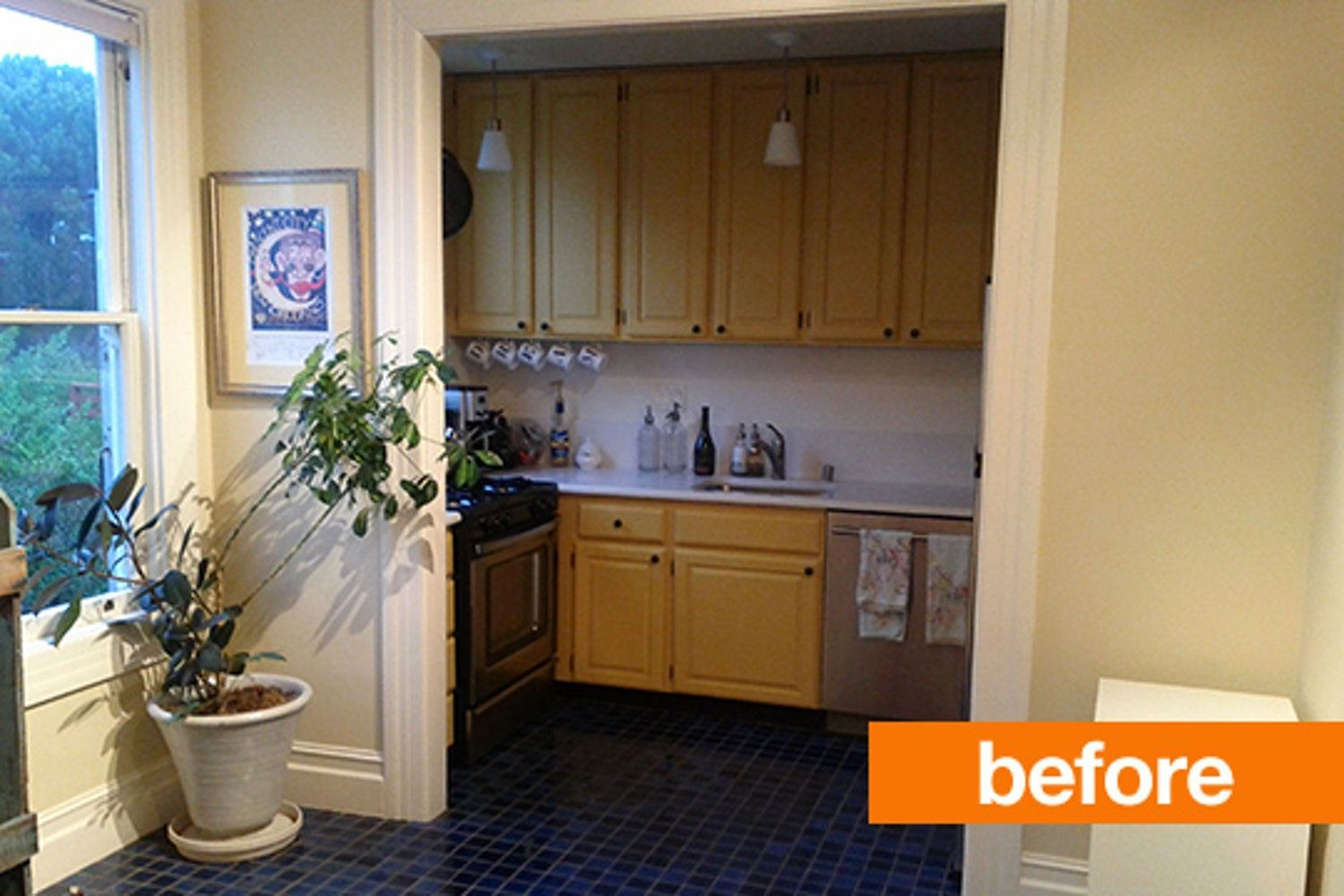 Before And After Kyle's Kitchen Remodel  Bathroom Before And New How To Design A Kitchen Remodel Design Ideas