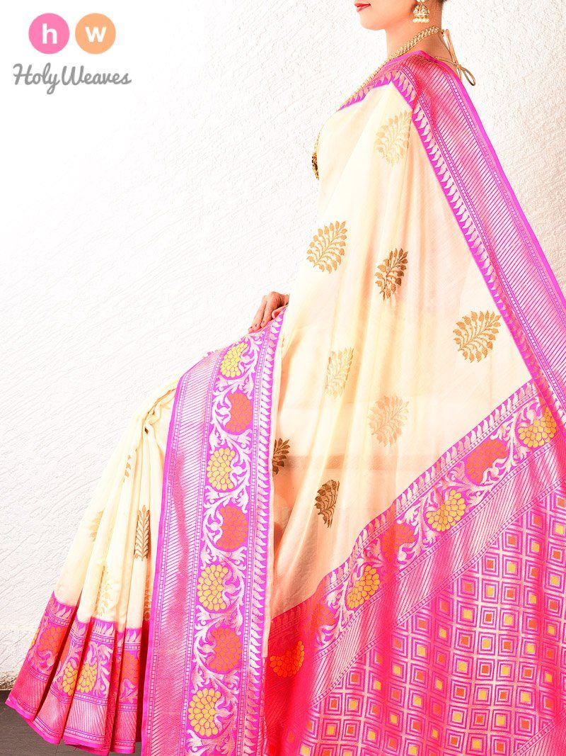 Designer Bollywood Silk Ethnic Wedding Saree Party Wear Traditional Sari V12