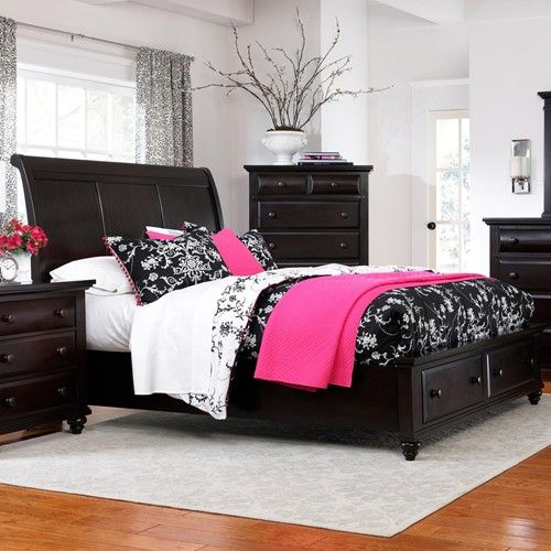 Cool Farnsworth Queen Sleigh Bed with Storage by Broyhill Furniture Value City Furniture Sleigh Bed Unique - broyhill bedroom set Top Search