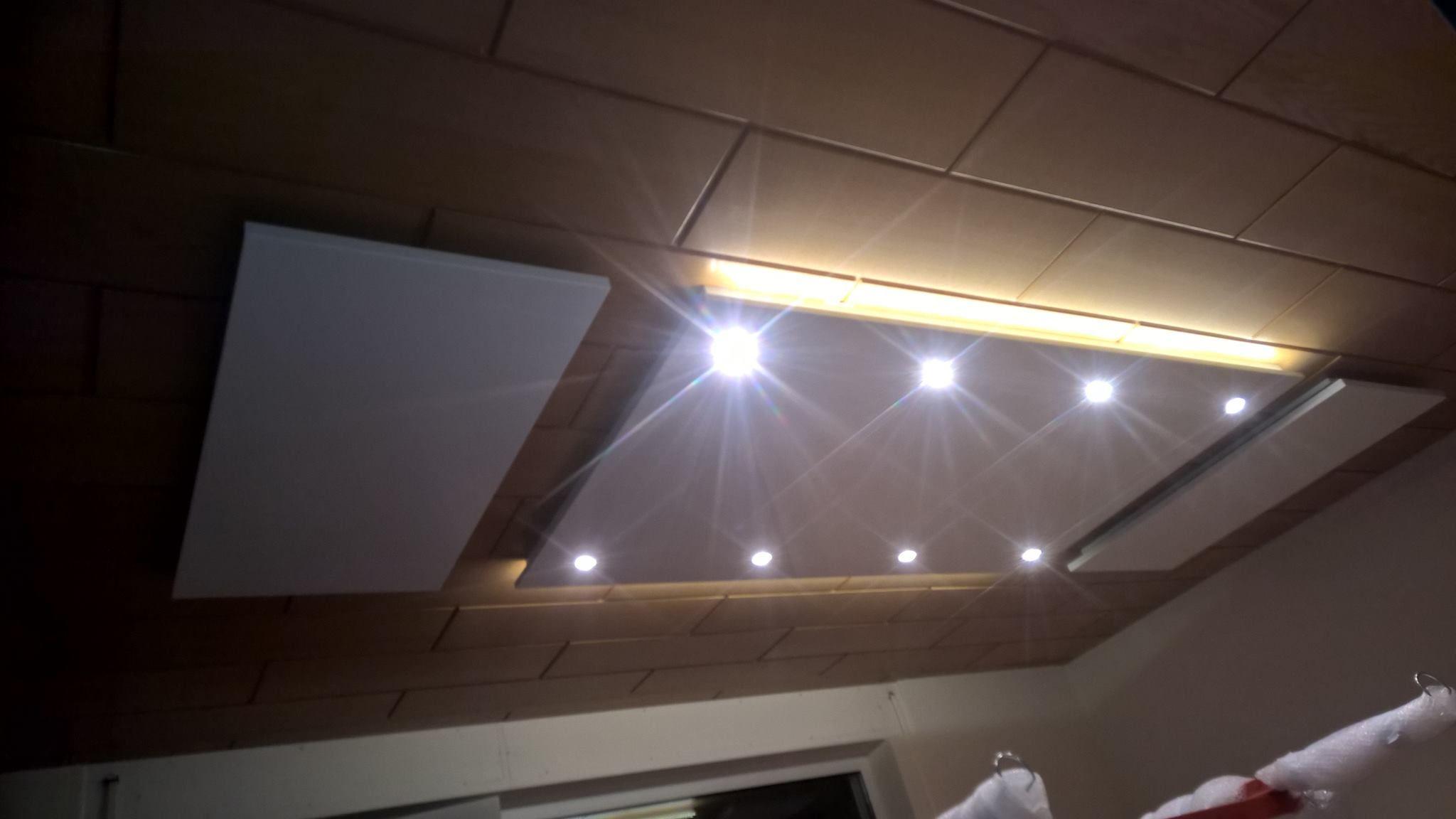Die Perfekte Kombination Aus Infrarotheizung Und Beleuchtung In Einem Wunderschonen Lichtpaneel Xxl Mit Indir Infrarotheizung Indirekte Beleuchtung Beleuchtung