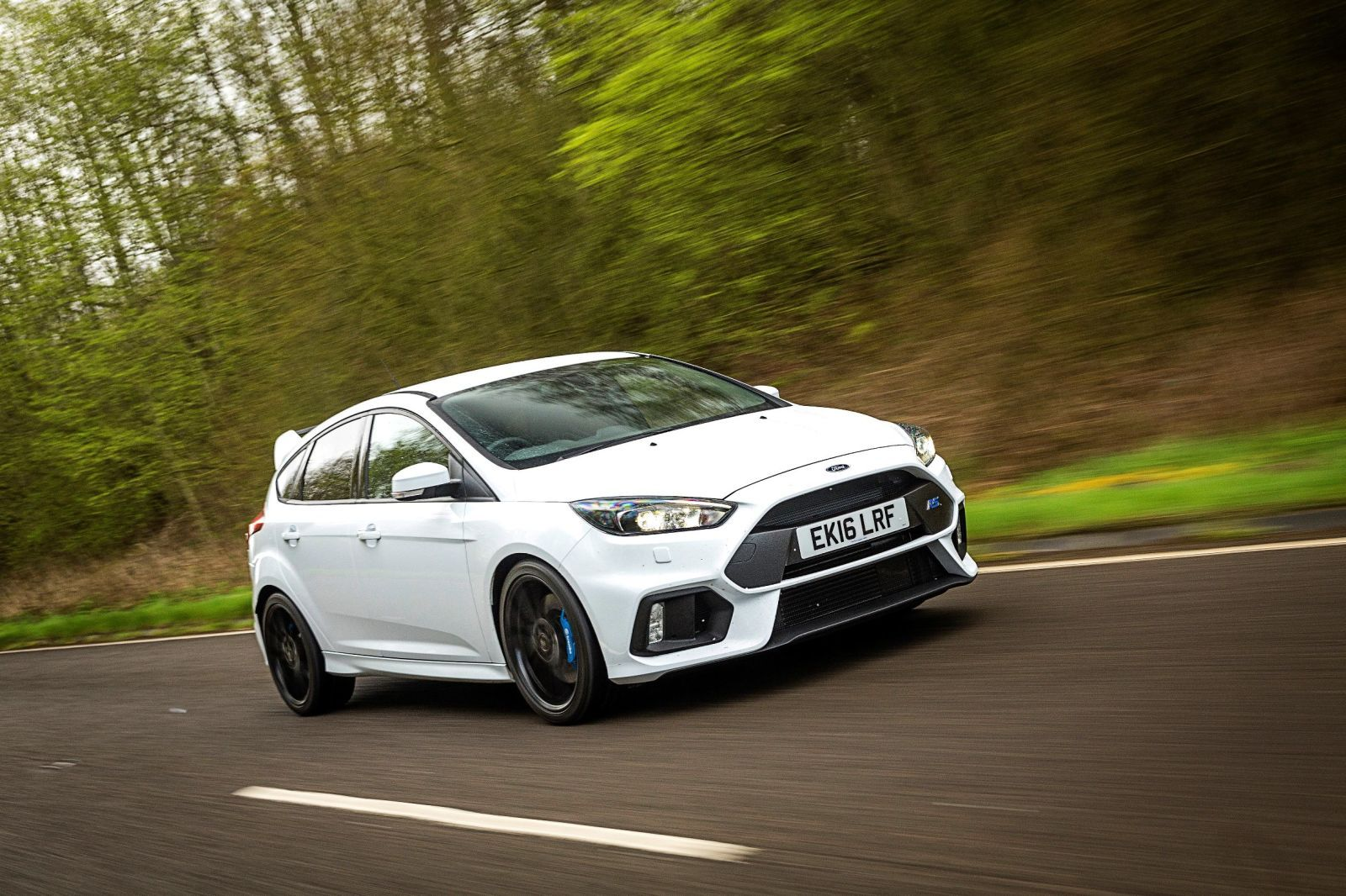 Mountune S Ford Focus Rs Only Gets 25 Extra Horses Ford Focus