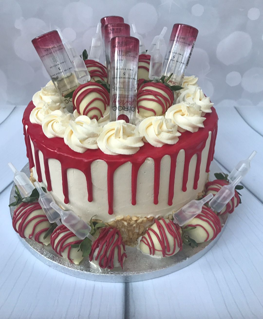 Amazing So What Do You Think Could This Possibly Be The Cake Every1 Personalised Birthday Cards Veneteletsinfo