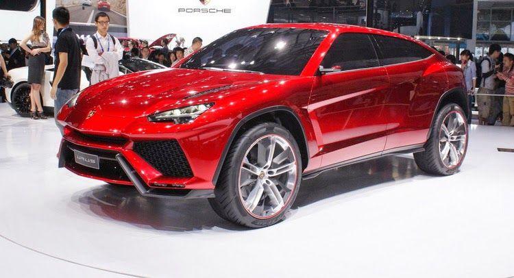 Lamborghini Urus 2016 » Los Mejores Autos