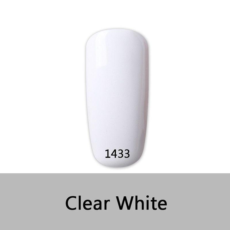 Elite99 Nail Gel Polish UV&LED Candy Color 58 Colors 7ML Long lasting Soak Off Varnish Base Top Coat Nail Polish