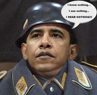 Sgt Schultz Obama