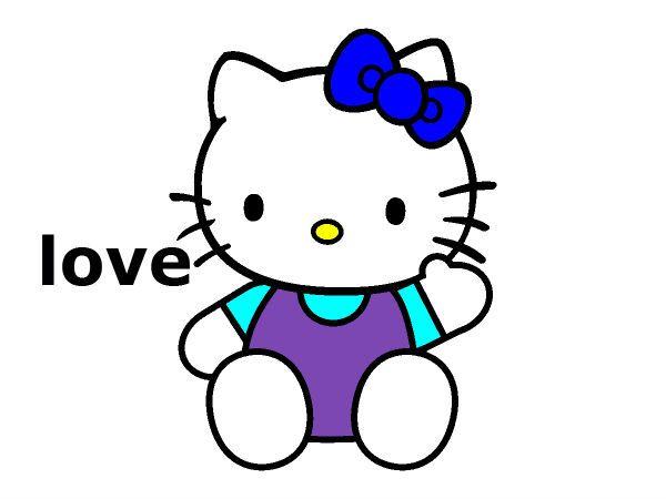 Coloring Page From Coloringpages4u Activity DaysColoring PagesHello Kitty