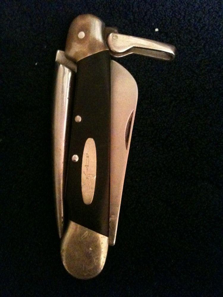 Buck 315 Yachtsman Sailors Riggers Knife Marlin Spike Usa